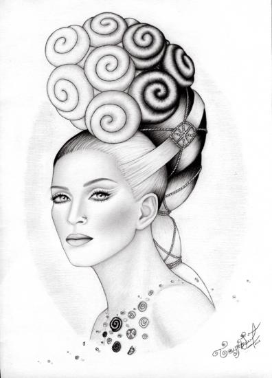 Madonna por baurberdeshev